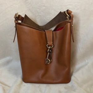 Dooney and Bourke bucket purse